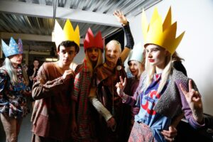 Nyetimber sponsors Vivienne Westwood's Red Label SS16 Collection at London Fashion Week