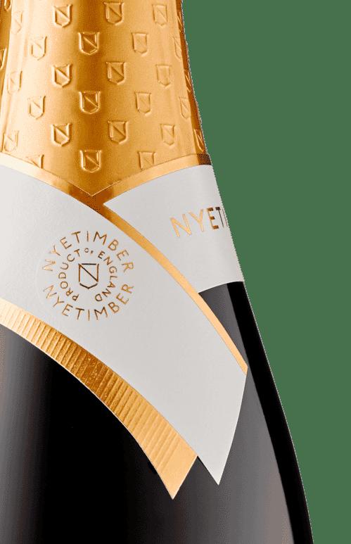 Nyetimber Tillington Single Vineyard Bottle Detail